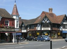 Haslemere, High Street, Surrey © Ben Gamble